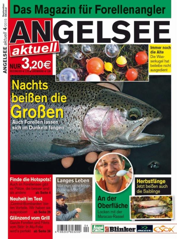 Angelsee aktuell Ausgabe 04/2015