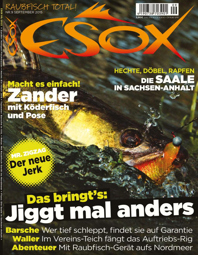 ESOX Ausgabe 9/2015