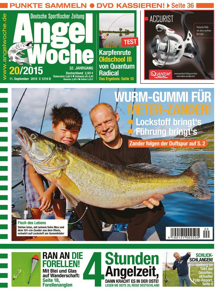 AngelWoche Ausgabe 20/2015