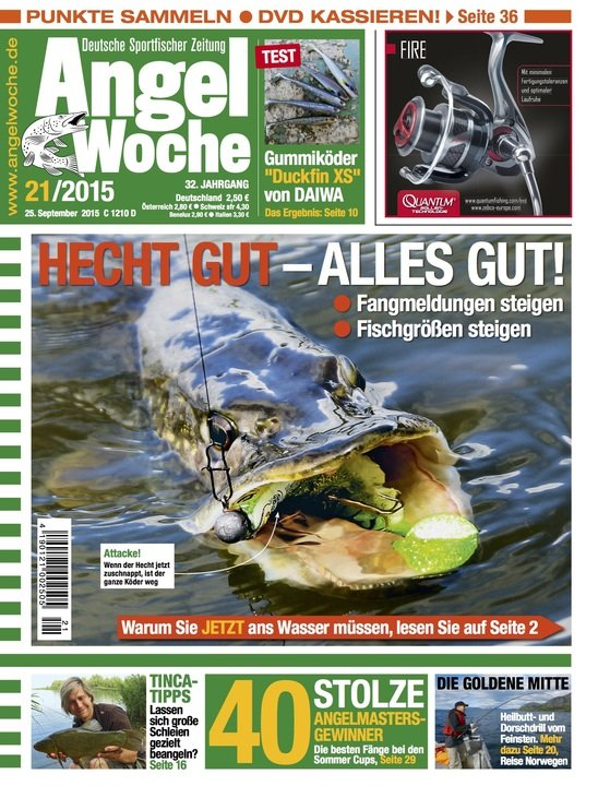 Angelwoche Ausgabe 21/2015