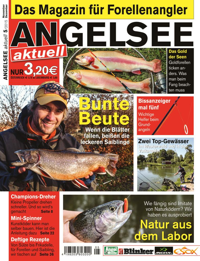 Angelsee aktuell Ausgabe 05/2015
