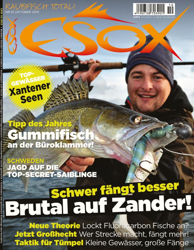 ESOX Ausgabe 10/2015