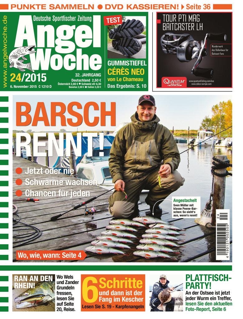 AngelWoche Ausgabe 24/2015