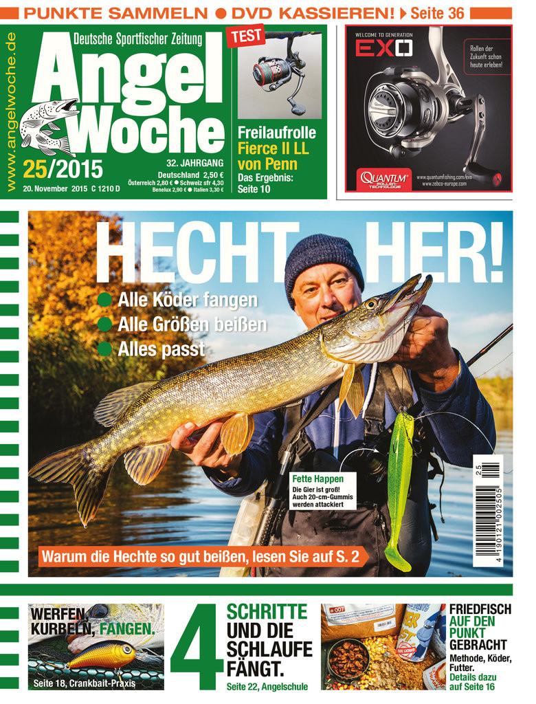 AngelWoche Ausgabe 25/2015