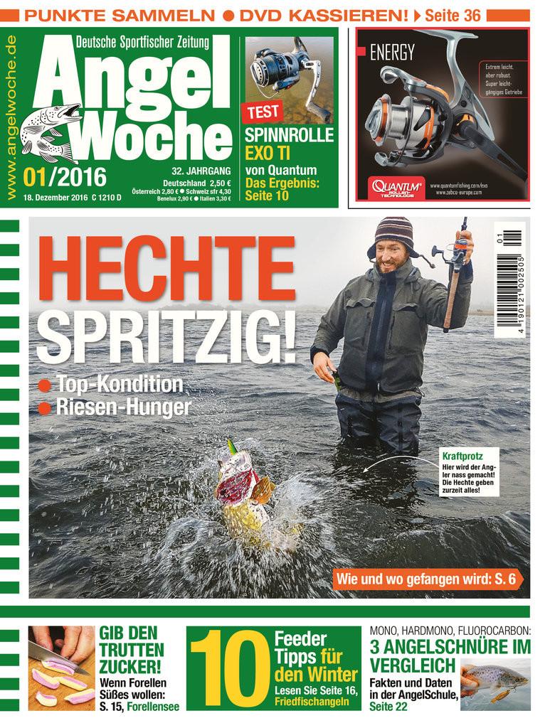 AngelWoche Ausgabe 01/2016