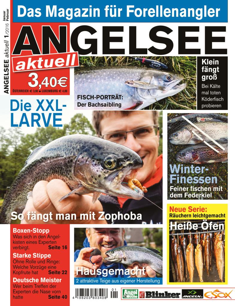 Angelsee aktuell Ausgabe 01/2016