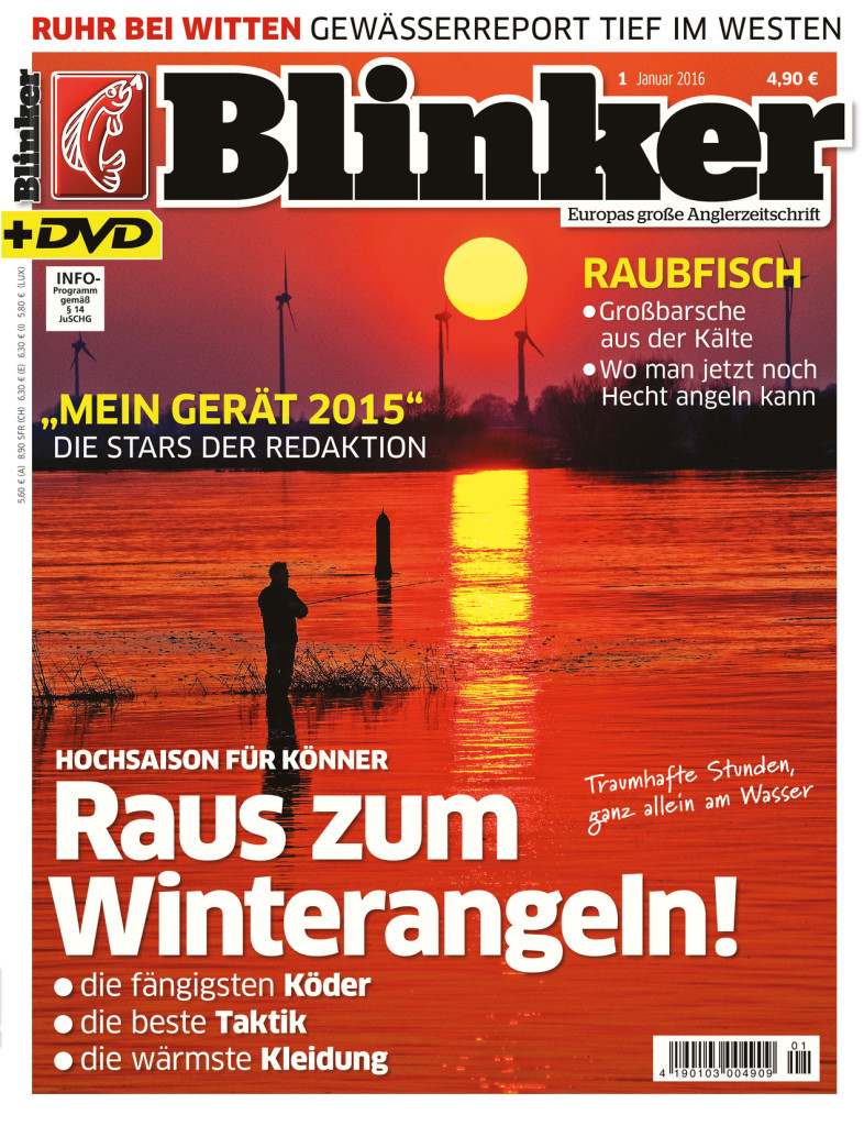 Blinker Ausgabe 01/2016