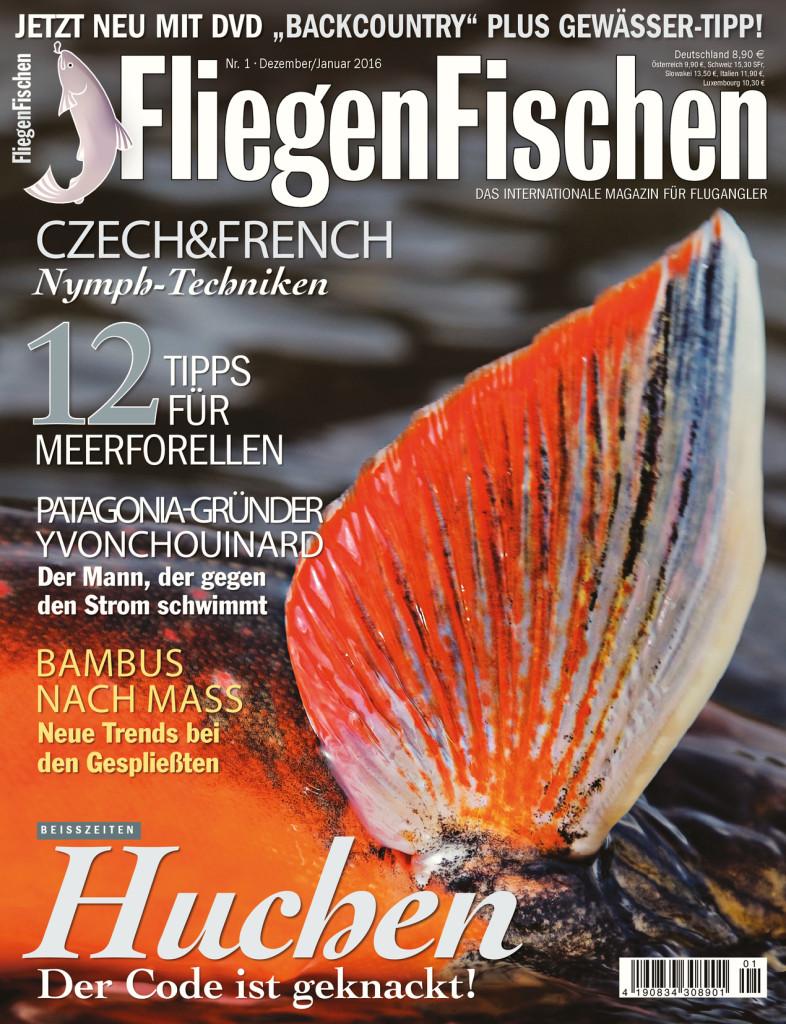 FliegenFischen Ausgabe 1/2016