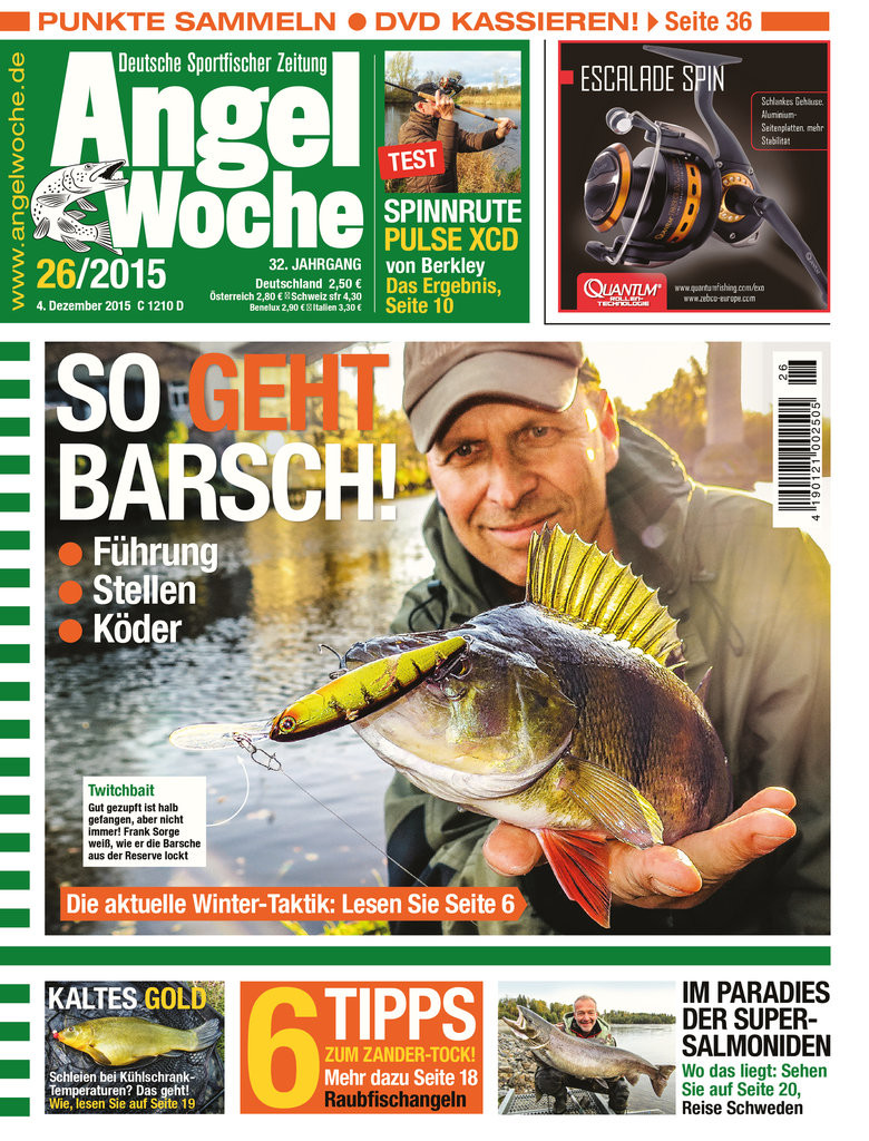 AngelWoche Ausgabe 26/2015