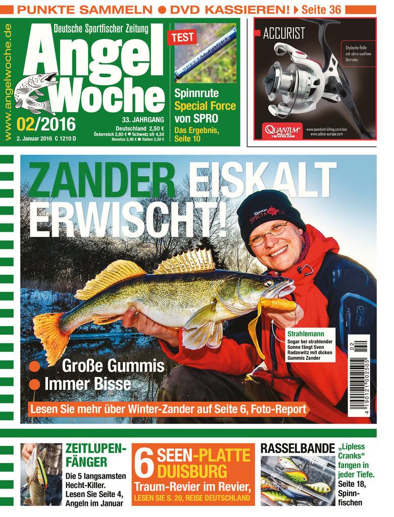 AngelWoche Ausgabe 02/2016