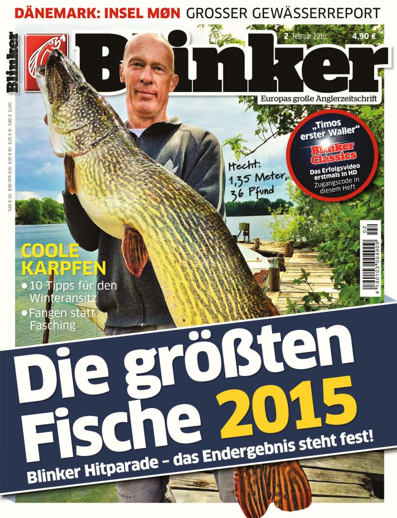 Blinker Ausgabe 02/2016
