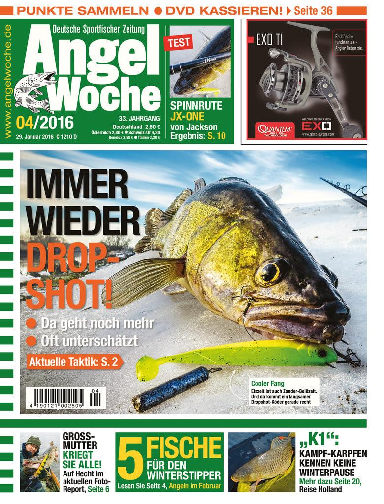 AngelWoche Ausgabe 04/2016
