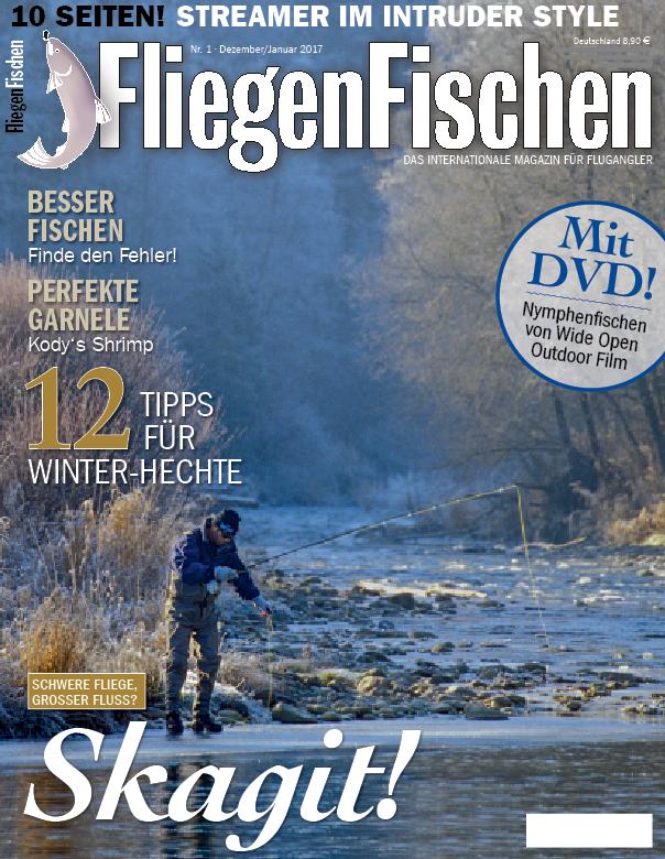 Fliegenfischen Magazin 1 2017
