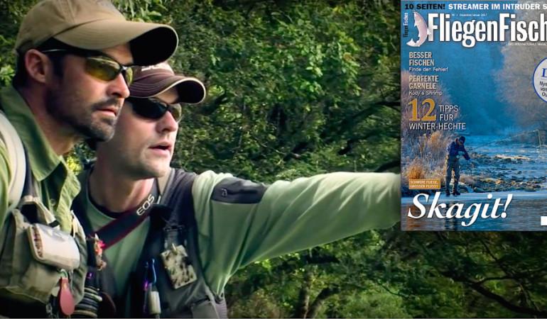 Gewinnen Sie ein digitales Jahesabo vom FliegenFischen-Magazin.