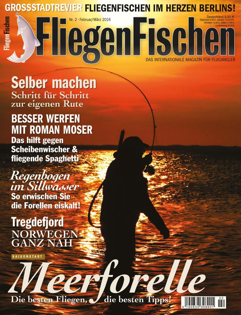 FliegenFischen Ausgabe 2/2016