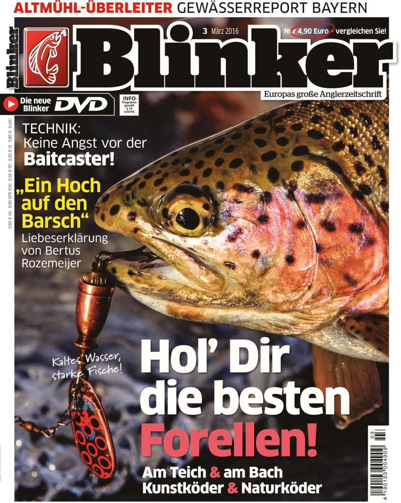 Blinker Ausgabe 03/2016