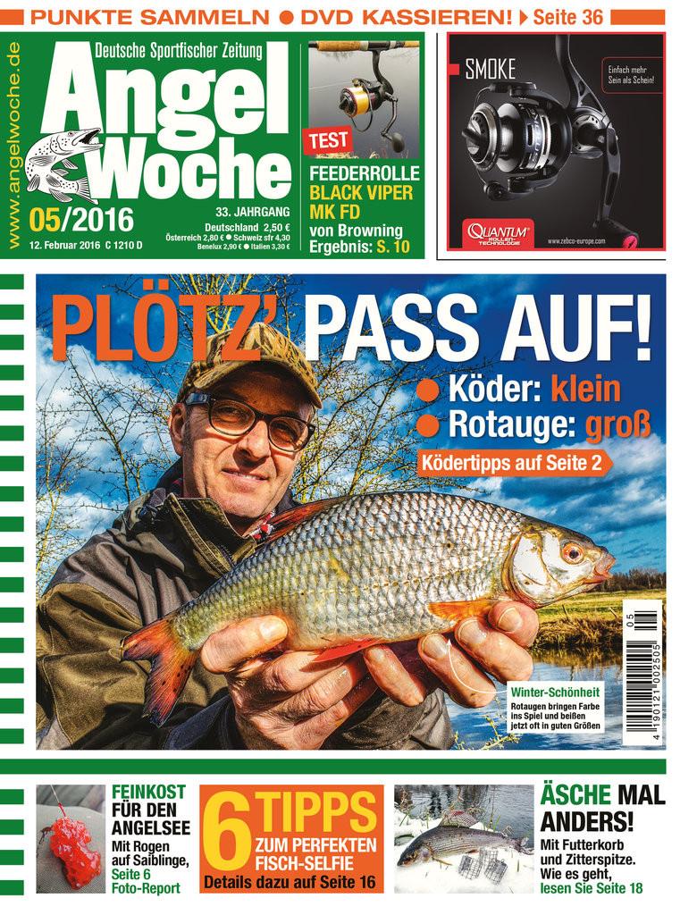 AngelWoche Ausgabe 05/2016