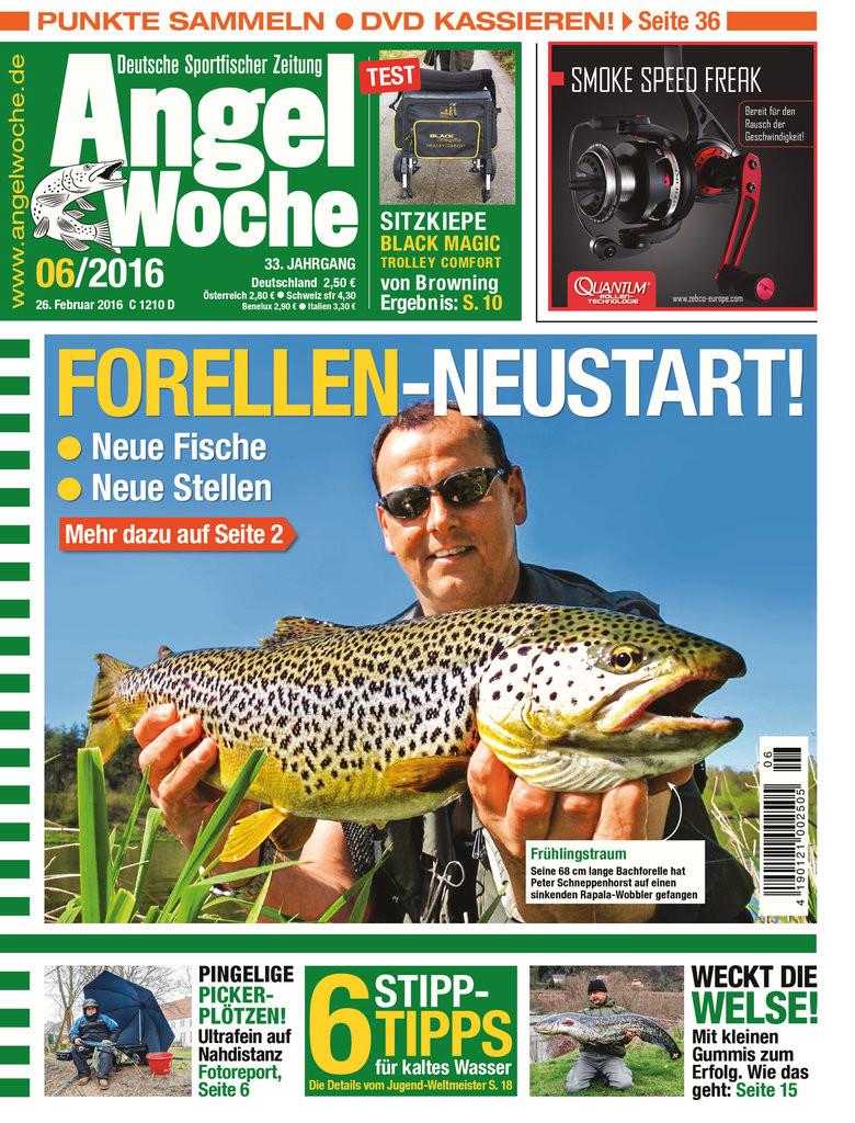 AngelWoche Ausgabe 06/2016