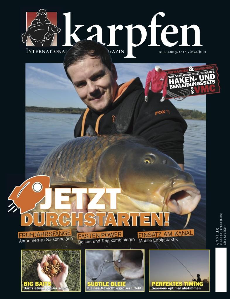 Karpfen Ausgabe 3/2016