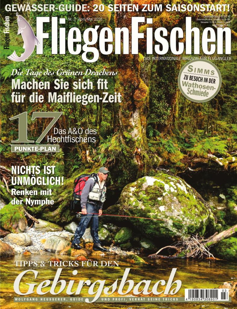 FliegenFischen Ausgabe 3/2016