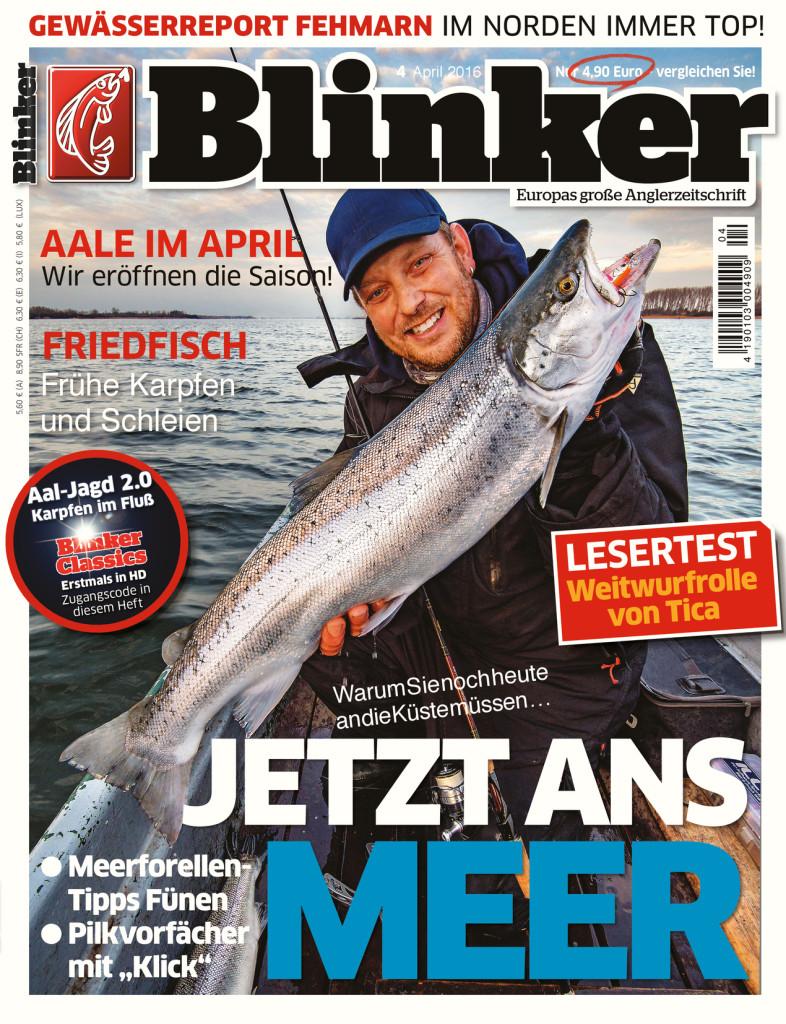 Blinker Ausgabe 04/2016