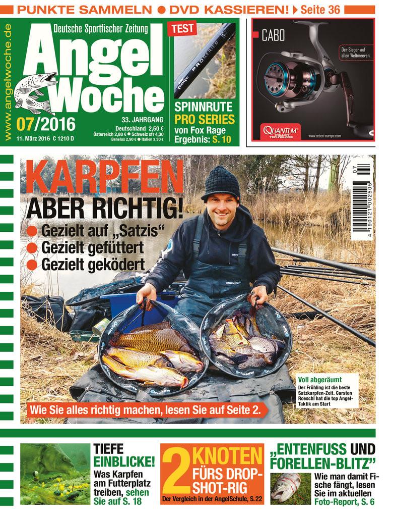 AngelWoche Ausgabe 07/2016