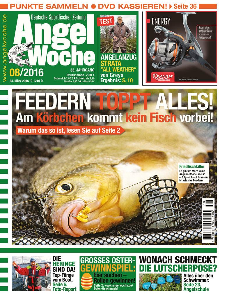 AngelWoche Ausgabe 08/2016