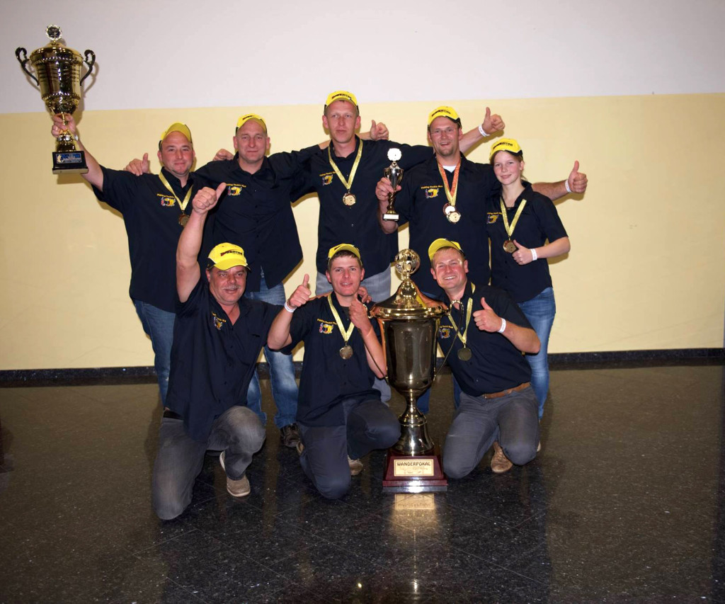 Auch das legendäre IAM wurde vom FTM Stipper-Werksteam mit einem Sieg abgefeiert. Foto: www.ftmax.de