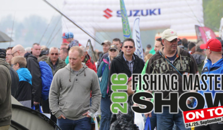 Fishing Masters Show 2016.