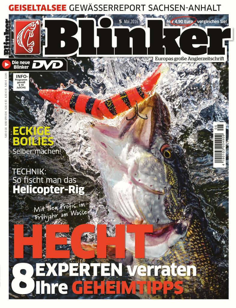 Blinker Ausgabe 05/2016
