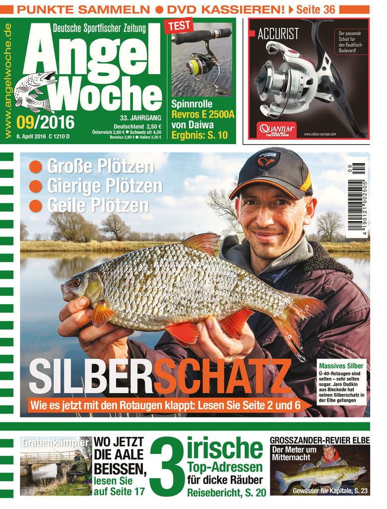 AngelWoche Ausgabe 09/2016