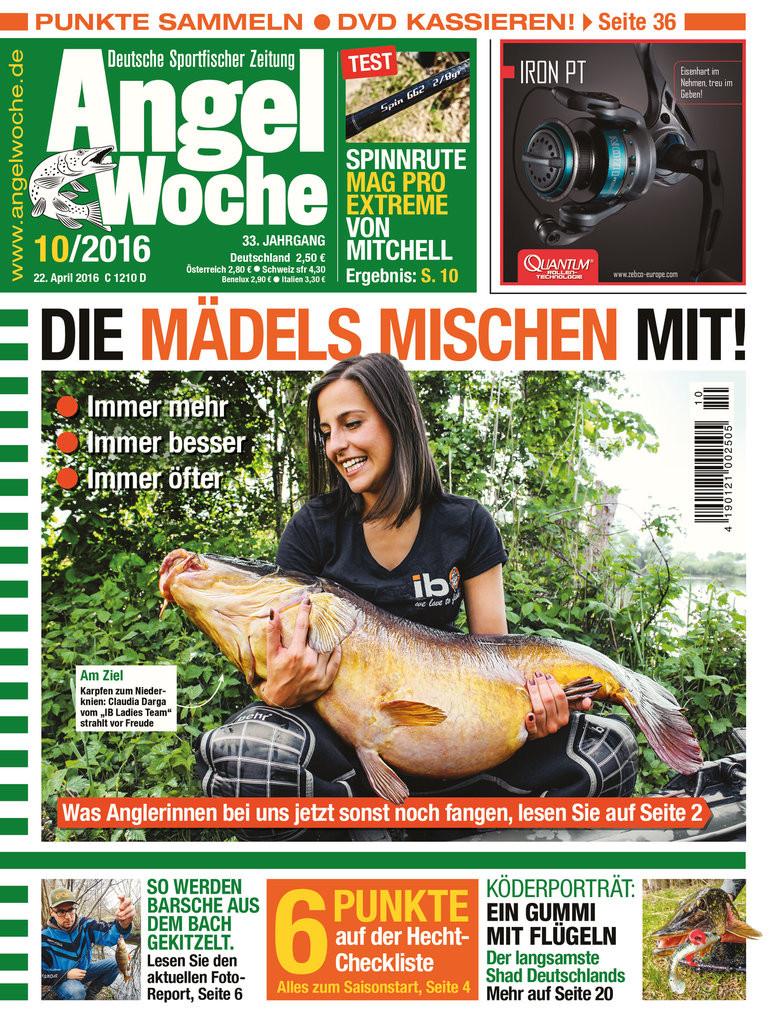 AngelWoche Ausgabe 10/2016
