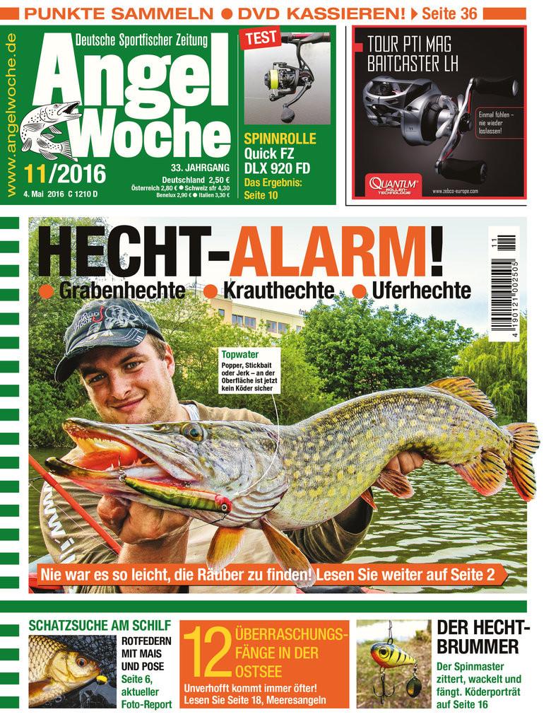 AngelWoche Ausgabe 11/2016