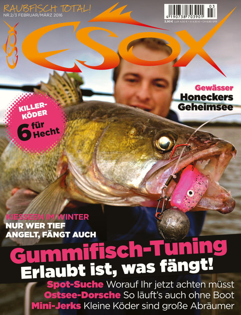 ESOX Ausgabe 02-03/2016