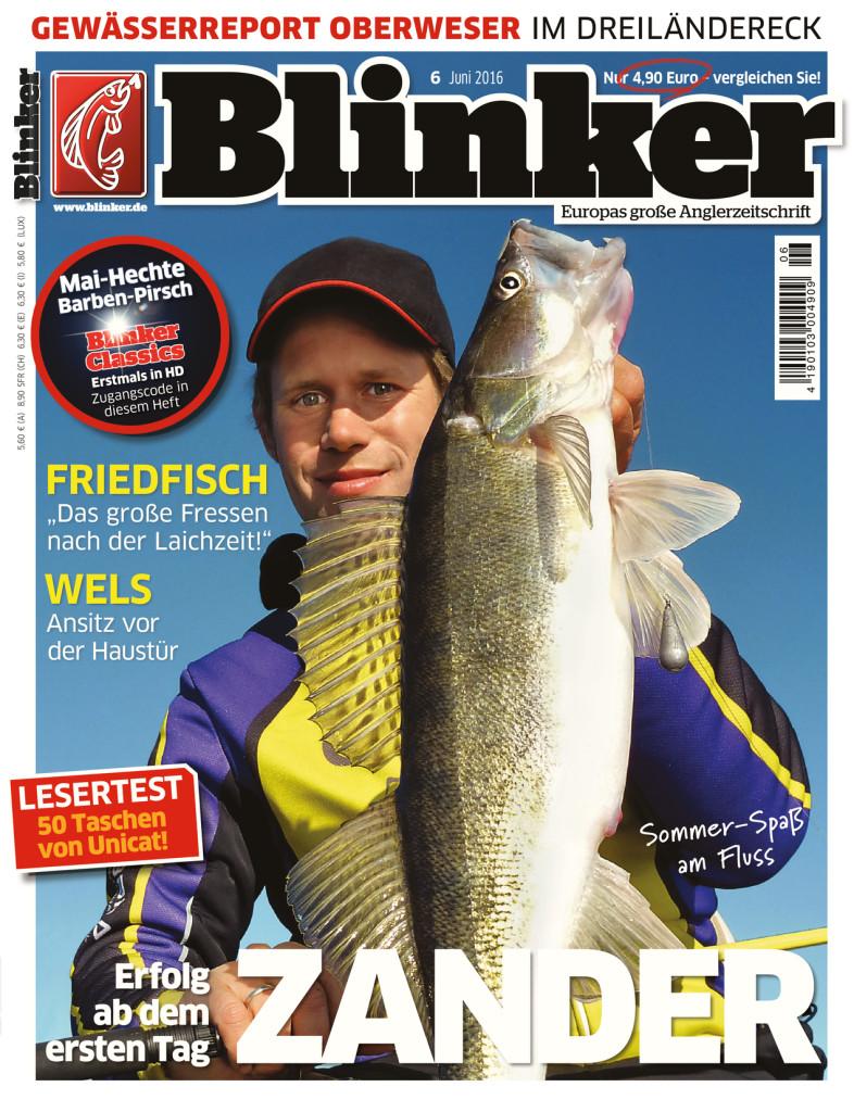 Blinker Ausgabe 06/2016