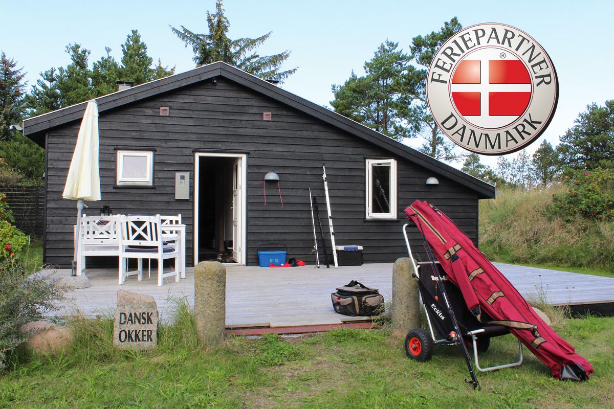 """Die Wahl des """"richtigen"""" Ferienhauses ist von vielen Faktoren abhängig. Foto: Feriepartner Danmark"""