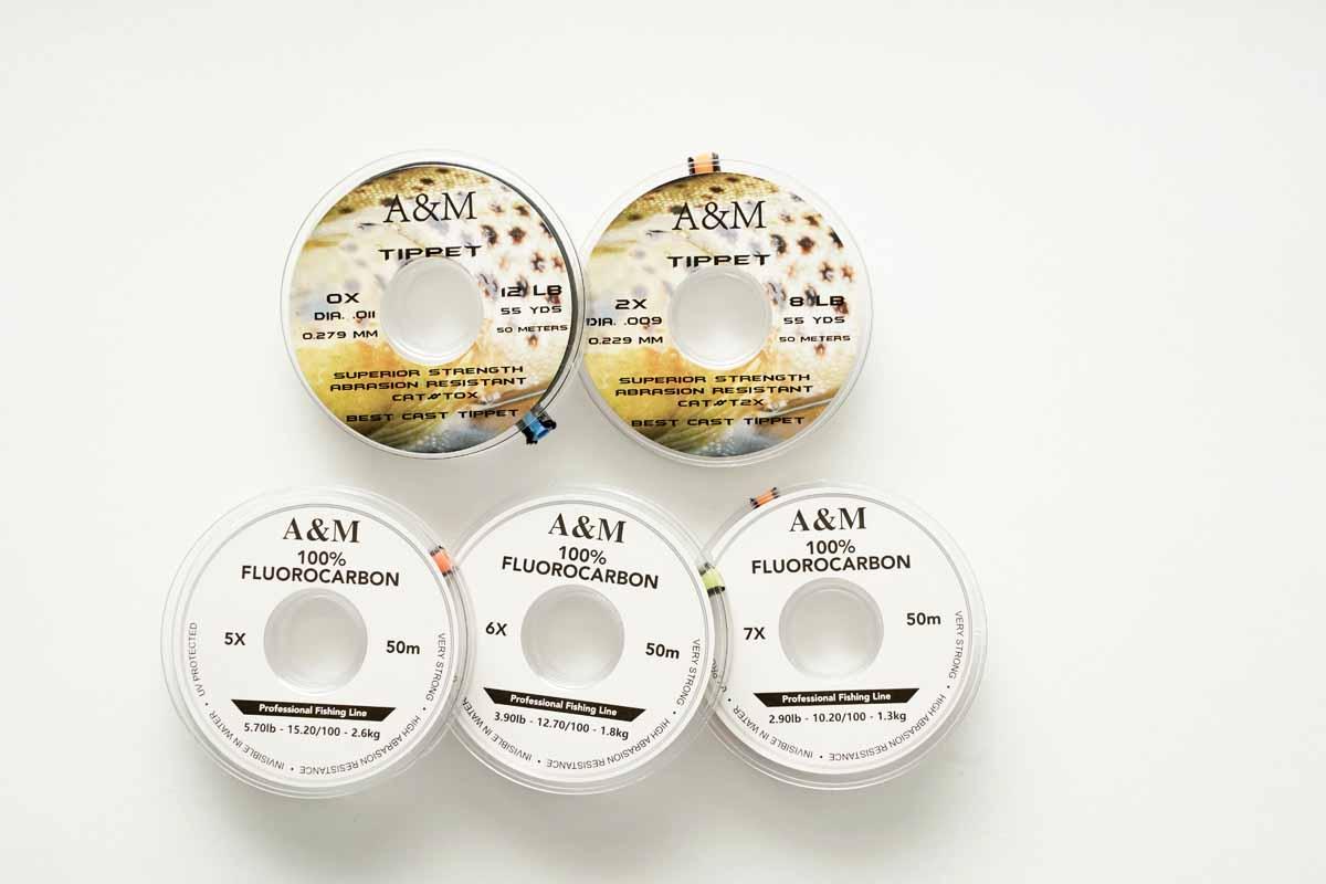 Neben Monofilschnur eignet sich auch Flourocarbon als Vorfach-Material. Foto: BLINKER / M. Heins