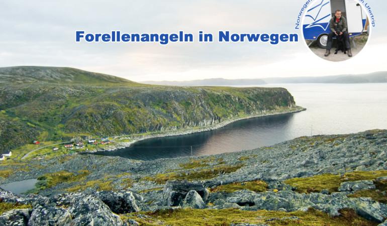 Im vierten Teil seines Ufertripps in Norwegen, begibt sich Joachim Stollenwerk auf Forellenjagd.