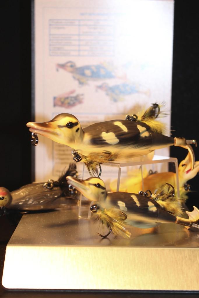 Die 3D Suicide Duck von Savage Gear wurde gleich mehrfach ausgezeichnet. Foto: A. Pawlitzki