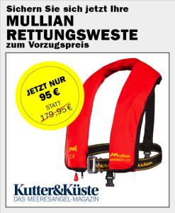 Kutter&Küste Prämien-Paket inkl. Mullion Rettungsweste
