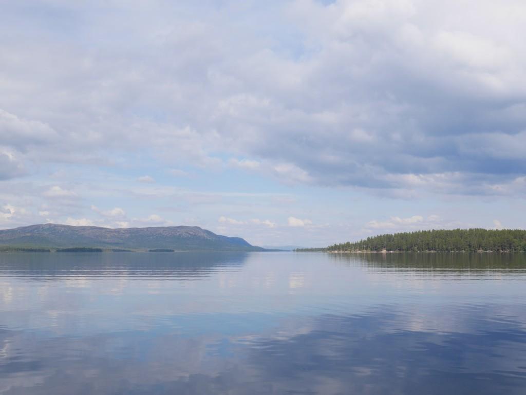 In dieser Landschaft lässt es sich doch super angeln, oder? Foto: J. Stollenwerk