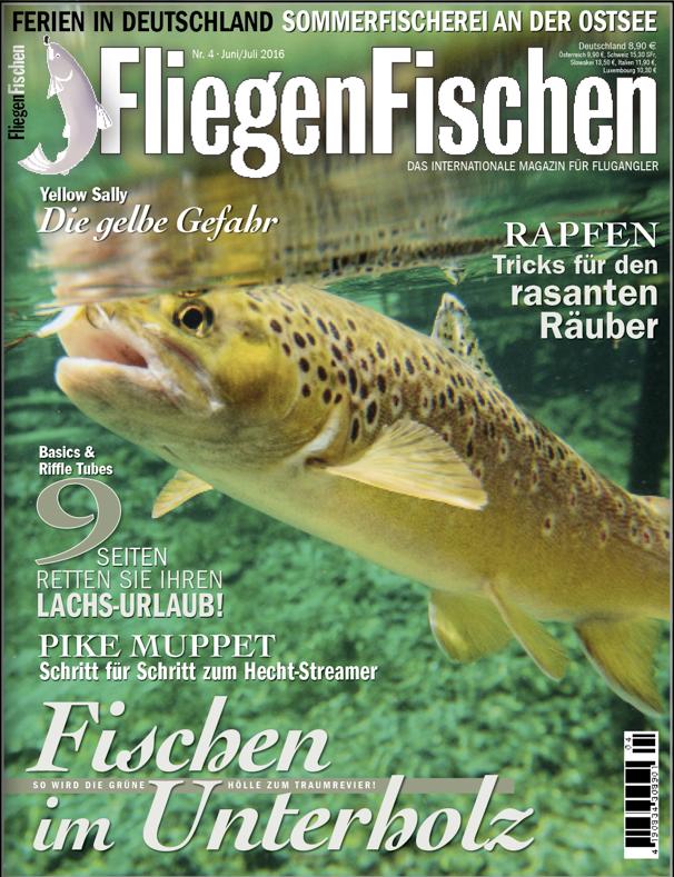 Fliegenfischen Magazin Ausgabe 4 2016