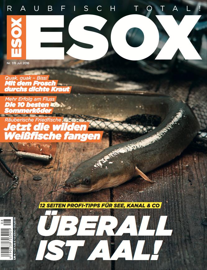 ESOX-Magazin 07/08_2016