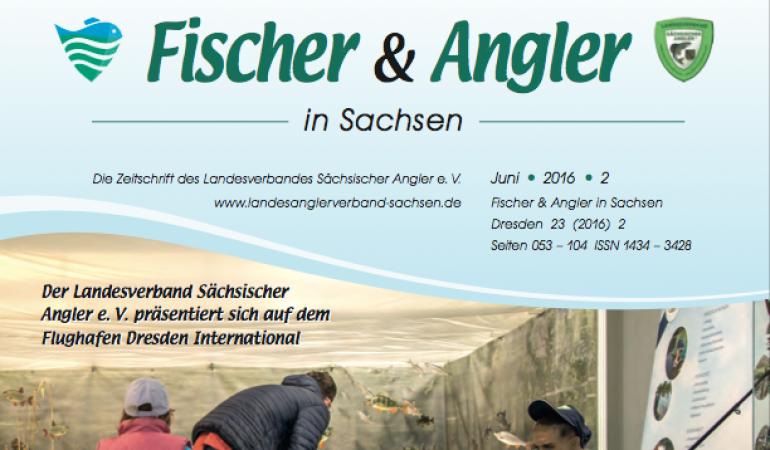 Die Zeitschrift des Landesverbandes Sächsischer Angler e. V.