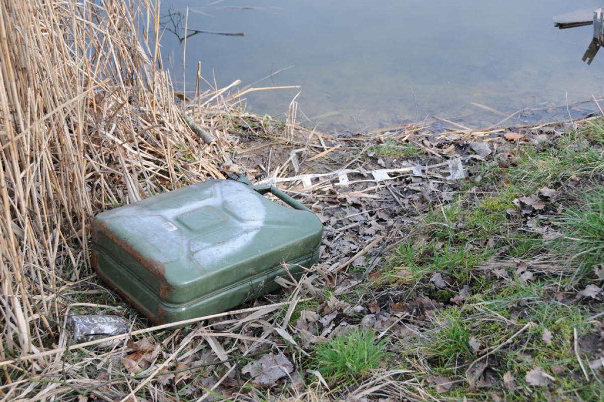 Müll an unseren Gewässern schadet nicht nur der Tier- und Umwelt, sondern auch uns Anglern.