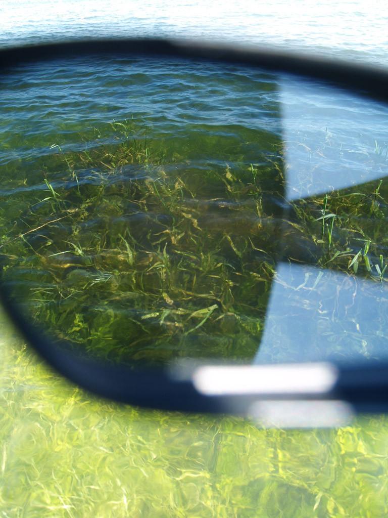 Polarisationsbrille Wasser Sichtverhältnisse
