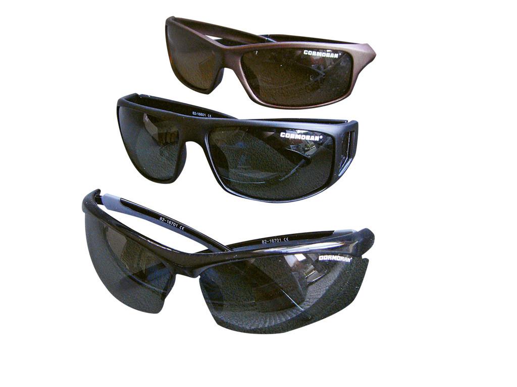 Neben den unterschiedlichen Gläsern gibt es auch zahlreiche Pol-Brillen mit verschiedenen Gestellen. So kann jeder seine passende Brille aussuchen. Foto: Archiv