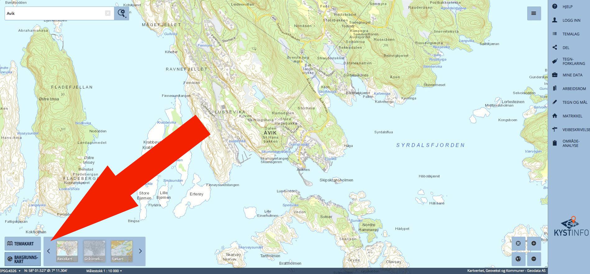 Seekarte Norwegen Kostenlos In 5 Schritten Erstellen Blinker