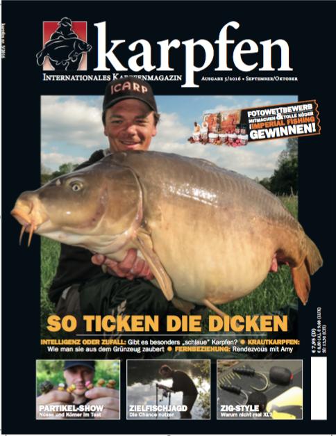 Karpfen 05/2016