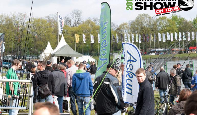 Hersteller, Angelexperten, Promis aus TV alle werden sie auf der Fishing Masters Show vereint sein. Foto: FMS